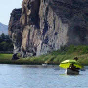 Mid-year getaway on the Orange River