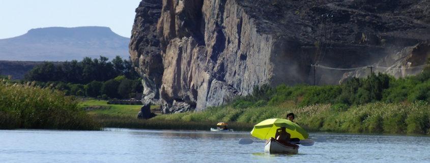 Mid-year getaway on the Orange River