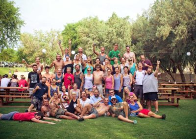 Our awesome New Years group – Stacey-Lee Swart