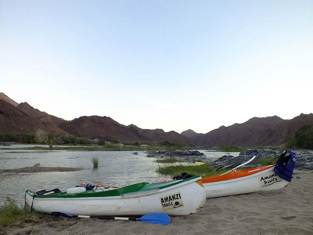 Amanzi Canoes